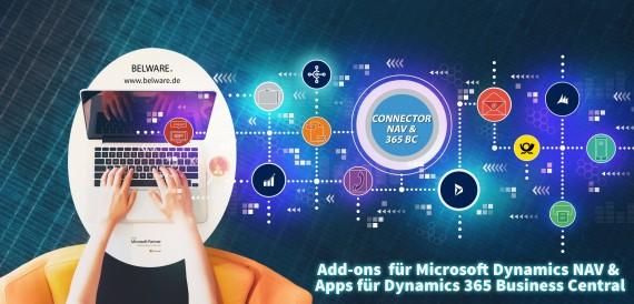 Add-ons für Microsoft Dynamics NAV & Apps für Dynamics 365 Business Central