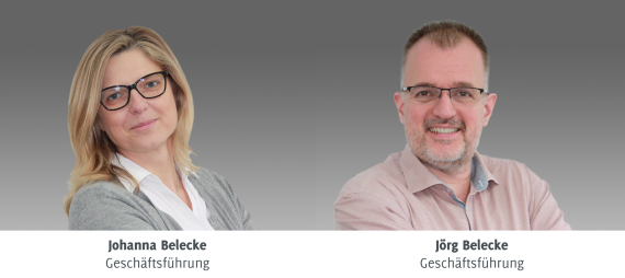 Johanna Belecke und Jörg Belecke